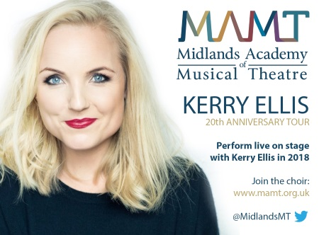 Kerry Ellis Join The Choir photo